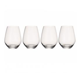 Komplet 4 szklanek Ovid 420ml