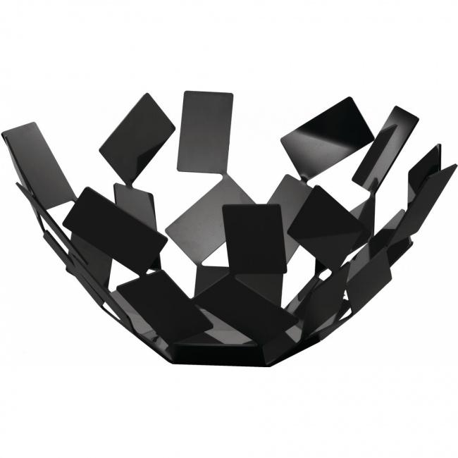 Misa La Stanza dello Scirocco 27,3x13cm czarna