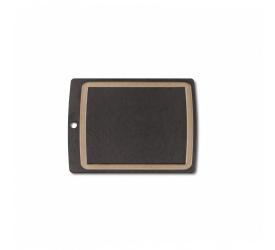 Deska do krojenia 24,1x16,5cm czarna