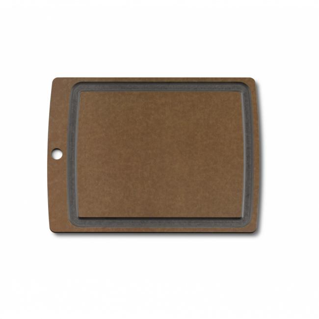 Deska do krojenia 29,2x22,9cm brązowa