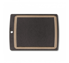 Deska do krojenia 36,8x28,6cm czarna