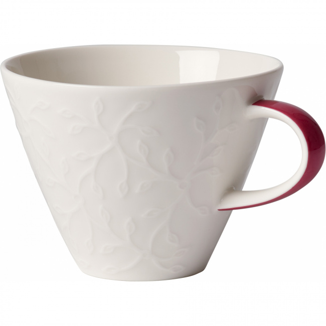 Filiżanka Caffe Club Floral Touch of Rose 390ml śniadaniowa