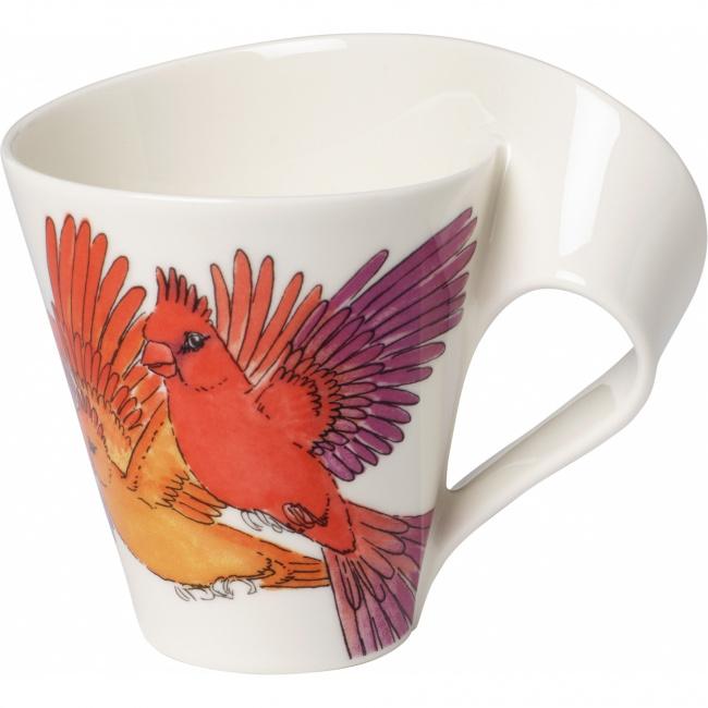 Kubek NewWave Caffe 300ml kardynał szkarłatny