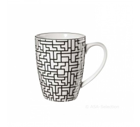 Kubek Maori Tee Black White Tea 200ml wzór