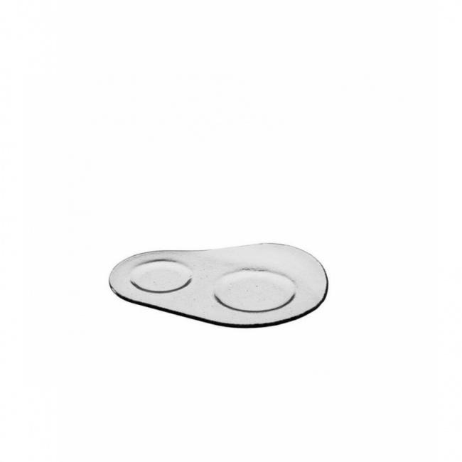 Spodek Duo 17,3x11,5cm do filiżanki do kawy/herbaty