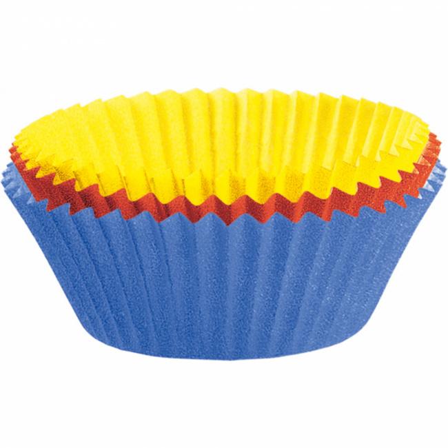 Papilotki mini do muffinek 150szt 4,5cm