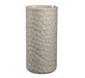 Wazon Carve 24x12cm cement