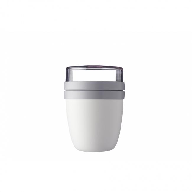 Pojemnik Ellipse 500+200ml biały