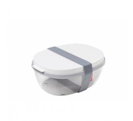Lunchbox duo 1,9l biały