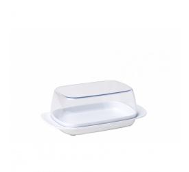 Maselniczka 17.7x10.4cm biała