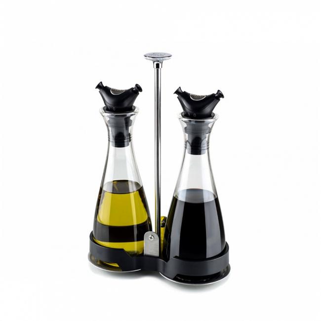 Komplet dozowników do oliwy i octu Portable