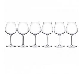 Komplet 6 kieliszków Paris Bouquet do wina białego